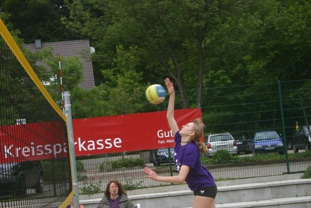 Beachvolleyball 2010